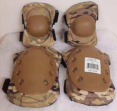 CONDOR #215 H-Harness MOLLE Taktische Tragegurte Armee SWAT Airsoft MultiCam