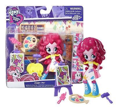 My Little Pony Equestria Girls Pinkie Pie Splashy Art Class Set  New in Package