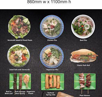 Vietnamese street food business
