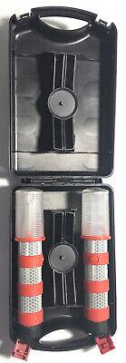 Twinkle Star Emergency Roadside Flares Kit Led Safety Strobe Road Warning Light