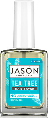 JASON PURIFYING TEA TREE NAIL SAVER 15ml No Parabens