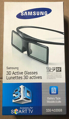 Samsung Smart TV 3D Active Glasses SSG-4100GB