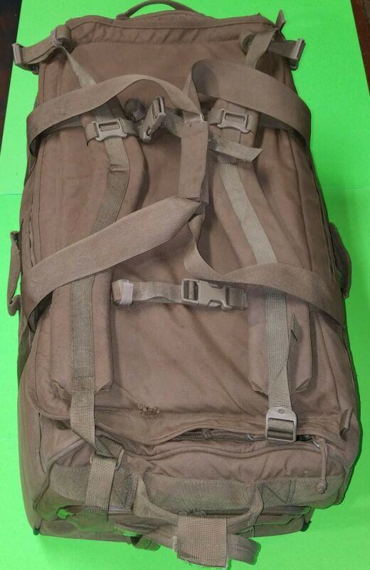 USMC Force Protector Gear DEPLOYMENT BAG Deployer 65 Coyote Brown (Grade B)
