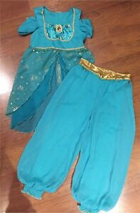 Disney's Jasmine costume - size medium (7-8)
