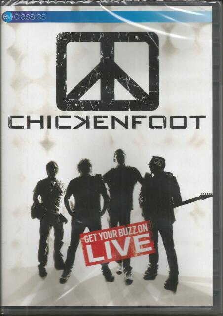 Chickenfoot - Live  ~ DVD Neu!