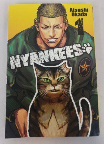Nyankees Vol. 1 By Atsushi Okada, Paperback  - $11.99