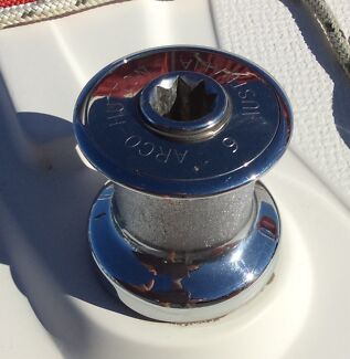Yacht winches - Hutton Arco 6 winches for sale Brisbane City Brisbane North West Preview