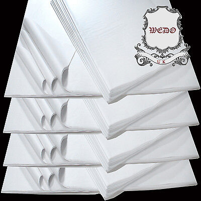 20x30 White Tissue Paper Acid Free For Clothes Packaging Wrapping Handcraft