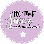 All That Jazz Personalised
