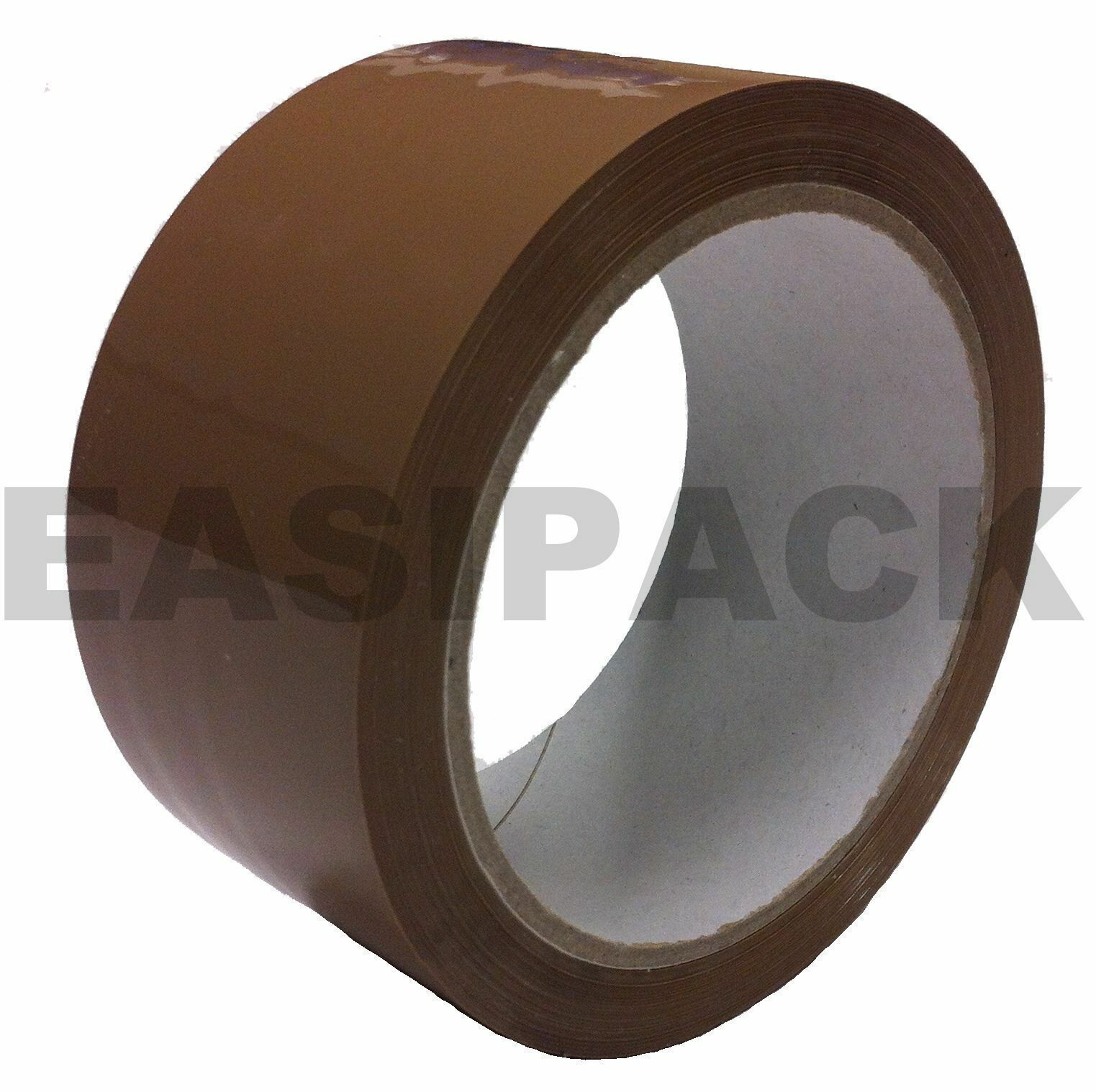 72 BIG Rolls CLEAR STRONG Parcel Tape sellotape carton sealing boxes 48mm x 66m