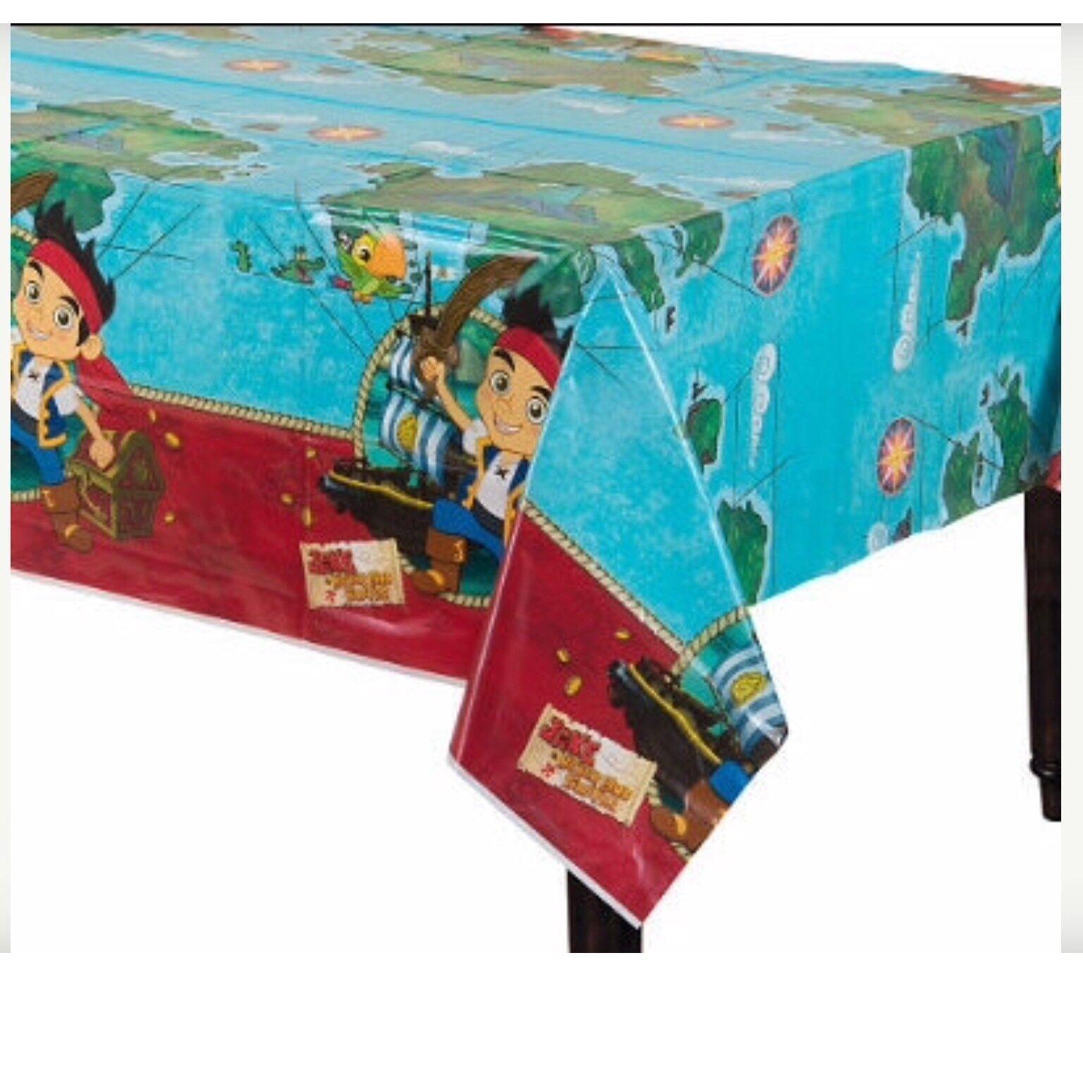 Hallmark Disney Birthday Party Supplies Table cover Tableclo