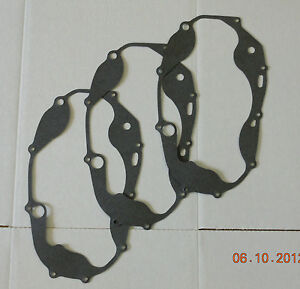 YAMAHA-BANSHEE-CLUTCH-COVER-GASKETS-Set-of-3-Offered-By-Mattoon-Machine