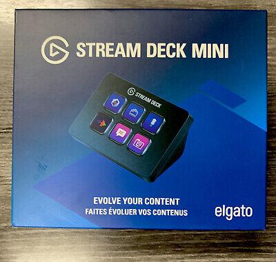 Elgato Stream Deck Mini BRAND NEW SEALED