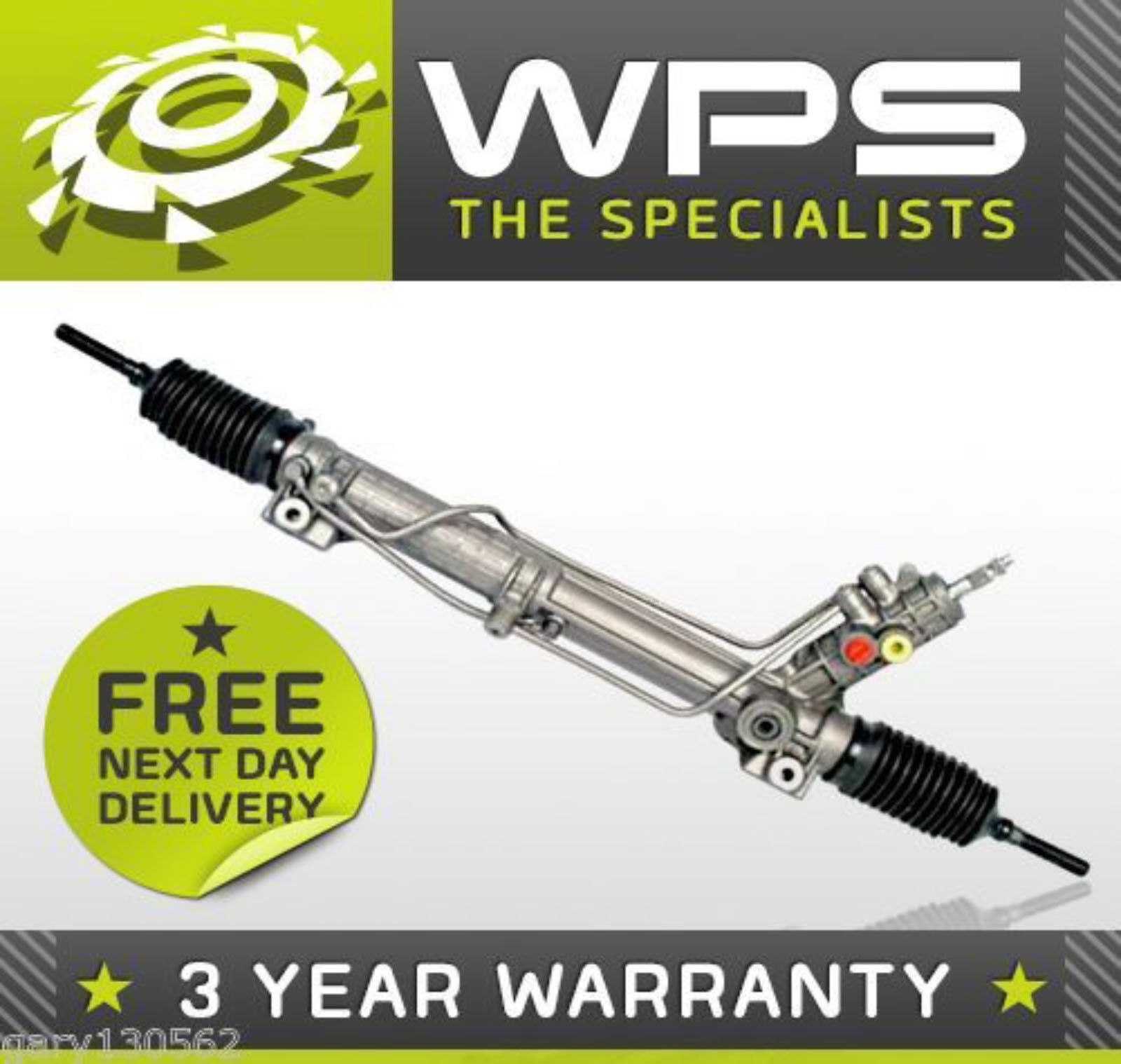 SKODA FABIA POWER STEERING RACK 2000-2009 BROWN WIRE CONNECTION
