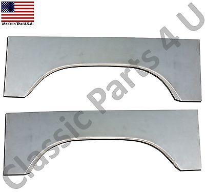 Dodge Pickup Bedside Patch Panel Wheel Arch Upper 2002-2009 Dodge Ram NEW PAIR!!