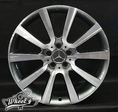 1x Mercedes-Benz ML- GL-Klasse W164 X164 20 Zoll Felge 8,5Jx20 ET56 A1644017502