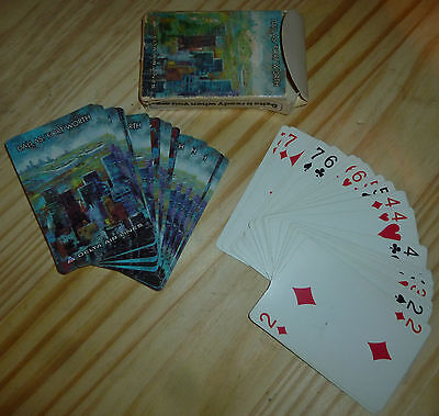 Vintage Delta Airlines Playing Cards