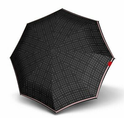 Knirps Umbrella T.100 Small Duomatic Check