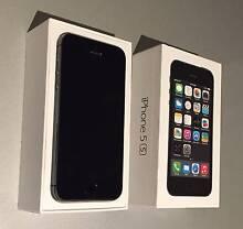 Apple iPhone 5S 16GB 4G LTE Space Gray Unlocked Melbourne CBD Melbourne City Preview