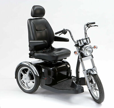 Drive Sport Rider Luxury Road Legal All Terrain Mobility Scooter Bike style
