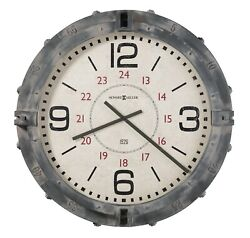 HOWARD MILLER 625659 - NEW GALLERY 31.75 WALL CLOCK SEVEN SEAS625-659