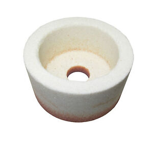 80mm white Grit Grinding Cup Wheel Silicon Carbide