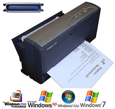 Hp deskjet 350c 350 mini imprimante pour ms-dos windows 95 xp vista portable