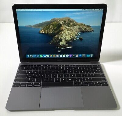 "Apple MacBook 12"" - 500 GB SSD - 8 GB Ram - Core m7 - 1.3 GHz -088"