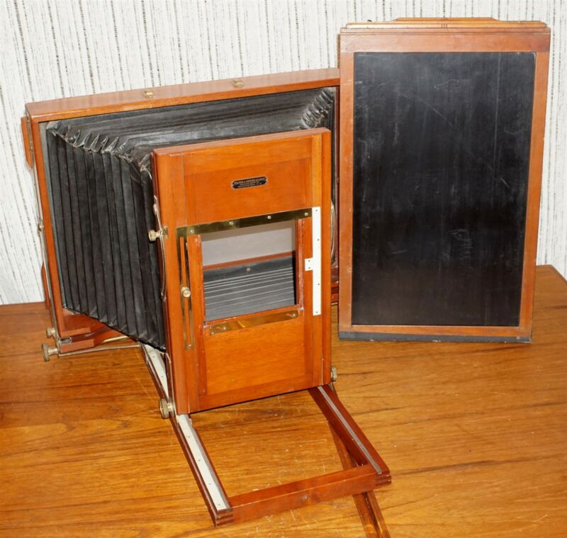 Folmer & Schwing 12x20 Ultra Large Format Banquet Camera with Plate Holder
