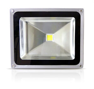 10W 20W 30W 50W LED Flood light Cool Warm White Outdoor Landscape 85-265V Lamp