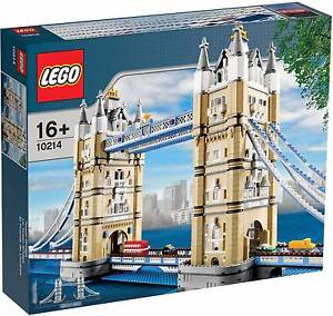 LEGO 10214 Creator London Tower Bridge BRAND NEW & SEALED Campsie Canterbury Area Preview