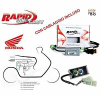 Centralina Moto Rapid Bike Easy Con Cablaggio Honda Vfr 800 X Cross Runner 2015 - honda - ebay.it