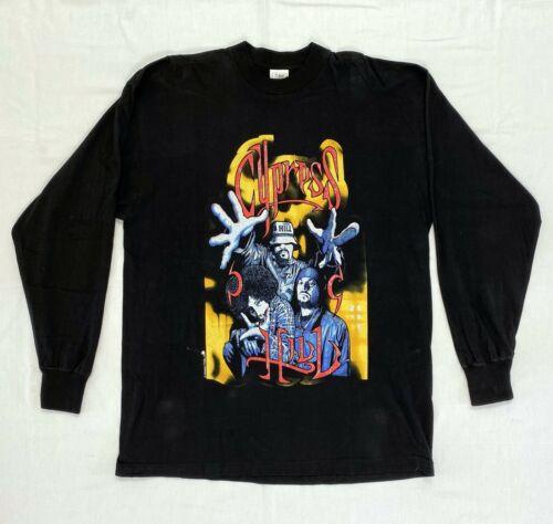 CYPRESS HILL EXPERIENCE hip pop long sleeve t-shirt vintage