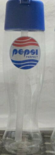 1  Pepsi Perfect   plastic  bottle Back To The Future Argentina edition