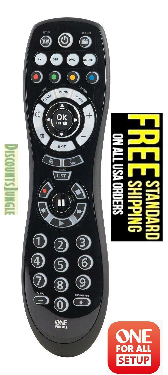 ONE FOR ALL OARUSB04G 4-Device USB Universal Remote