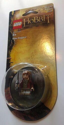 An Unexpected Journey™ 850682 Bilbo Baggins™ Magnet NEU NEW LEGO® The Hobbit