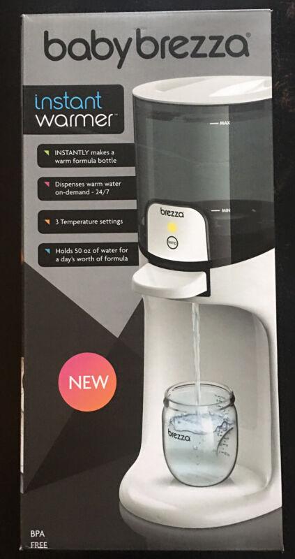 Brand New - Baby Brezza instant bottle warmer - BPA Free