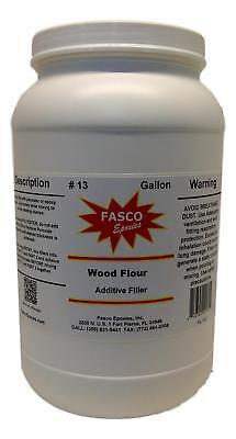 Wood Flour Filler Additive Gallon