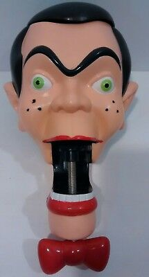 Goosebumps Slappy Ventriloquist Dummy Desk Caddy 1996 RARE](Goosebumps Slappy Dummy)