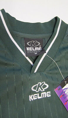 Kelme Soccer Jersey Size Medium Green White New With Tags Futbol 4f4aaf5b2