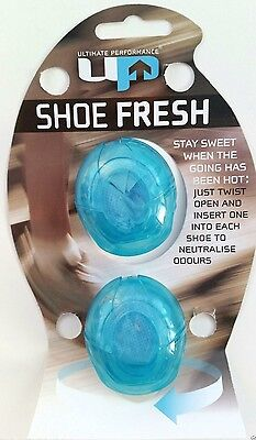 Shoes Deodoriser Odour Deodorant Trainers Freshener Balls Gym Bag Smell Remover