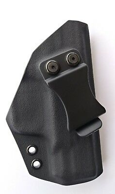 For Smith and Wesson M&P Shield 45 - Premium Kydex Holster - IWB Concealment