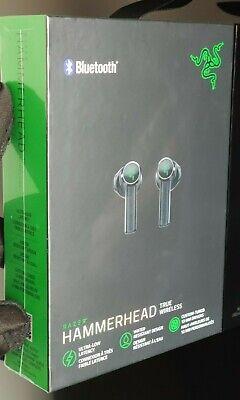 Razer Hammerhead True In-ear Wireless Headphones - Black