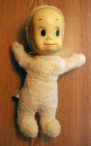 Mattel Harvey Casper the Friendly Ghost Talking Pull String Doll Toy Vintage