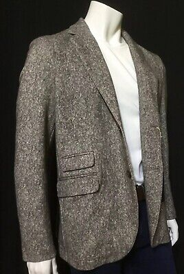 CIRCOLO 1901 Size 48R UK (58 EU) Soft Grey Mottled Blazer/Jacket CN1586 RRP £459