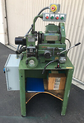 St Mary Precision Micro Grinder Pmg3 Wpowered Spin Roll Grinding Fixture 525m