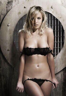 Kristen Bell  2  4X6 Glossy Photos