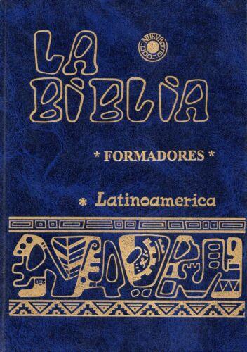 La Biblia Latinoamerica FORMADORES Pasta Dura