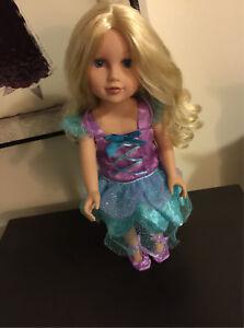 Journey Girl Doll & Fairy Costume