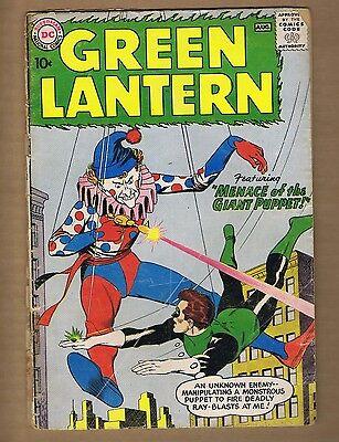 Green Lantern #1 (FRPR) DC Comics 1960 1st Guardians of the Universe (c#07714)